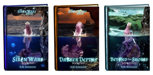 Siren Wars Trilogy
