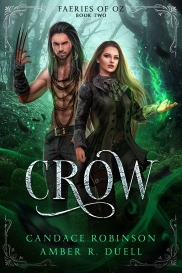 CROW ebook cover